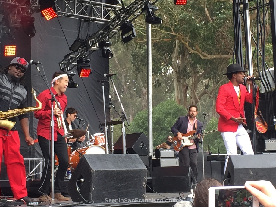 con brio band, outside lands festival