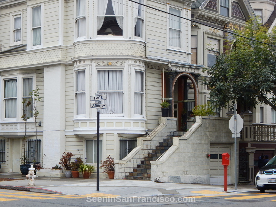 raven baxter house, san francisco