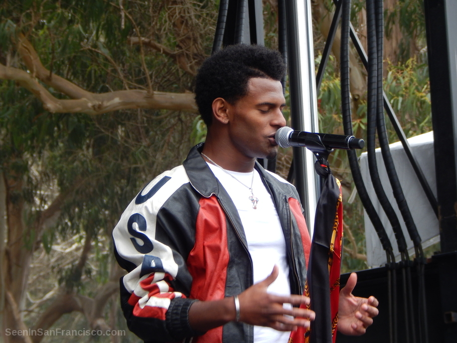 ziek mccarter of con brio at outside lands festival